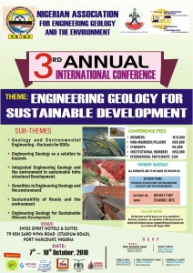 NAEGE 2018 CONFERENCE